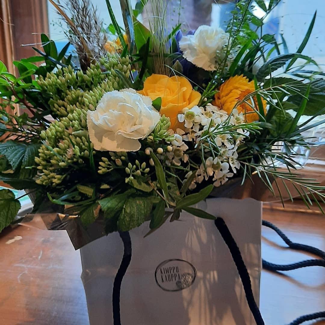 Vuoden 2020 Turun päivänä Turkuseura julkisti Turulle oman kukkakimpun.